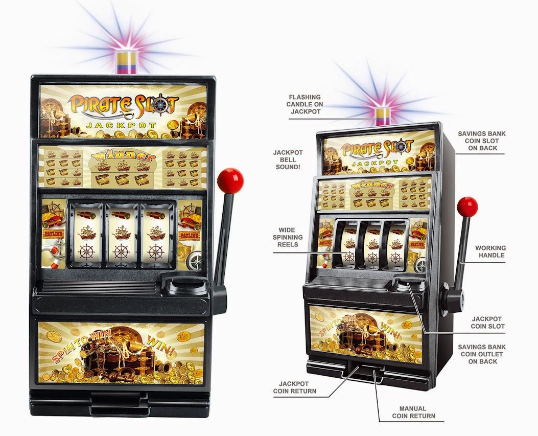 slot machines description