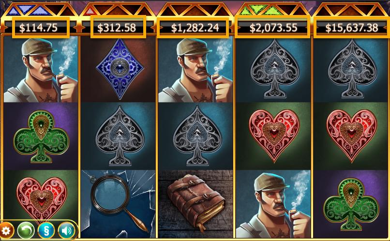 luckyniki jackpot slot