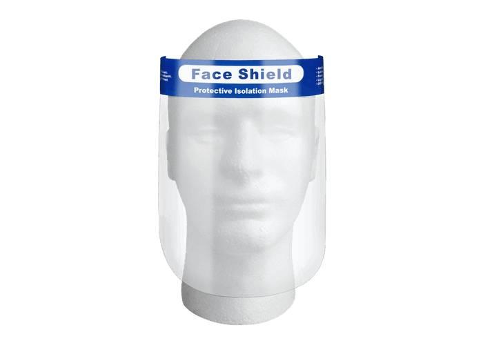 Face, Shield