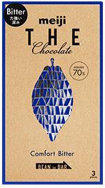 濃黑巧克力(藍色包裝)70%