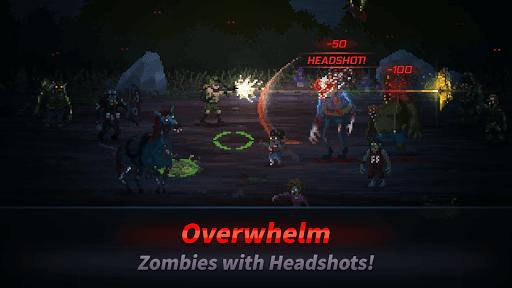 Headshot ZD : Survivors vs Zombie Doomsday- screenshot thumbnail