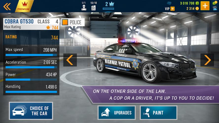 CarX Highway Racing MOD APK Features