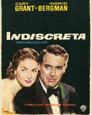 Indiscreta (1958, Stanley Donen)