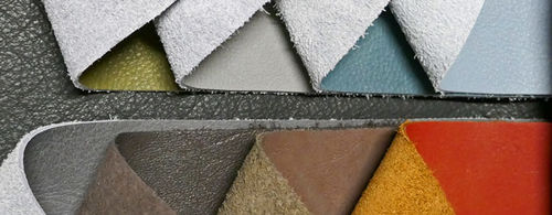 color schemes of leather