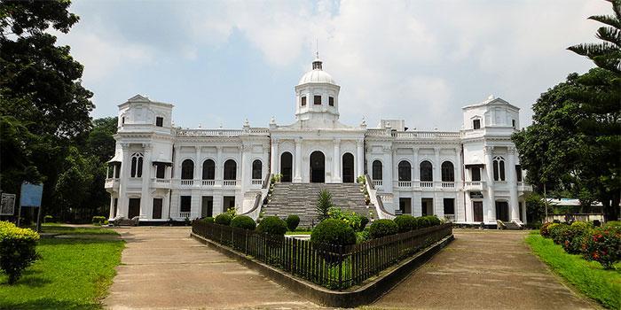 Image result for তাজহাট জমিদার বাড়ি