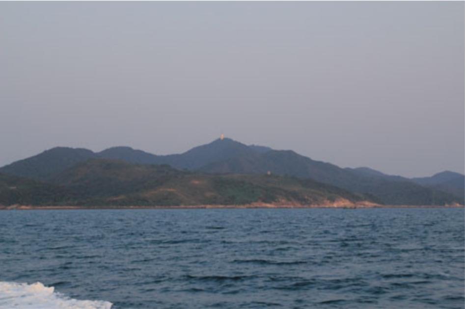 Đảo Trần trên đảo Cô Tô