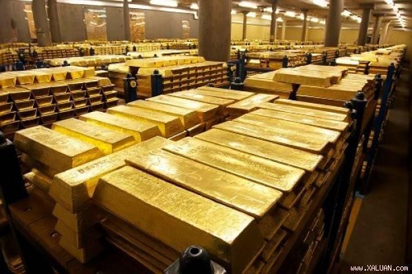 Thuật giả kim của Trung Quốc: Biến 83 tấn đồng thành vàng nguyên chất! - Ảnh 1