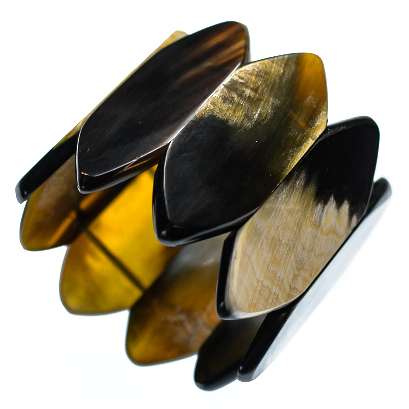 pimpandhost image share.com 10( Ethically sourced horn shaped by artisans in Haiti.