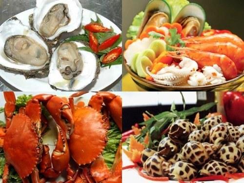 Kinh nghiệm mua hải sản về làm quà khi đi tour du lịch Cô Tô