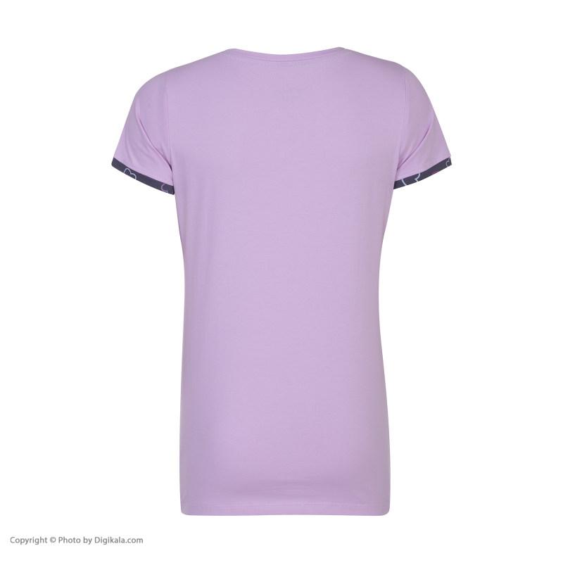 ست تی شرت و شلوار زنانه ناربن مدل 1521345-84