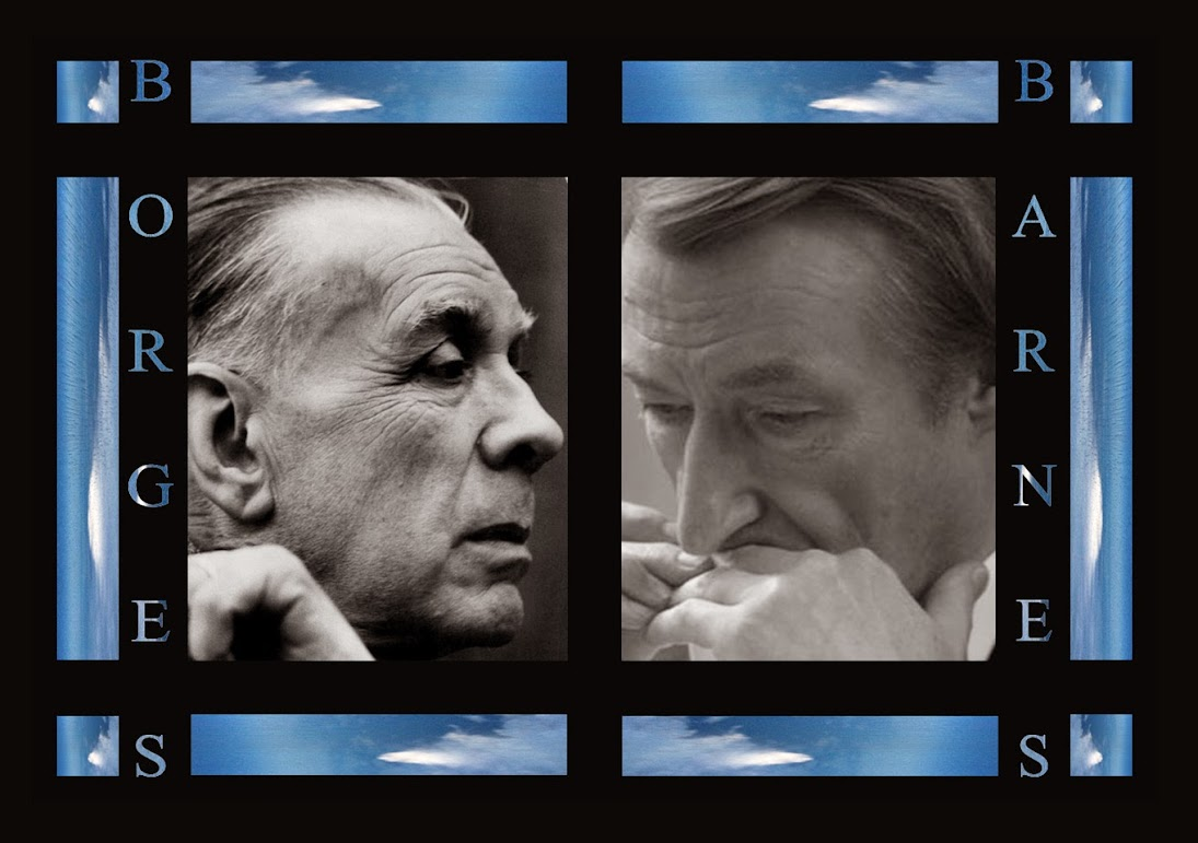 Biografías distantes: Borges y Barnes