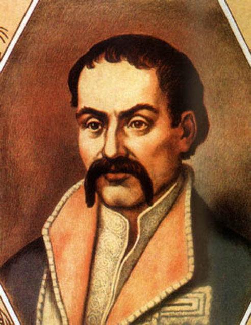 Пилип Орлик портрет