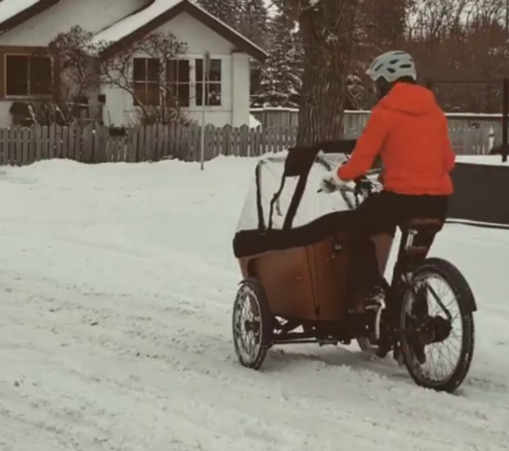 Babboe Carve Mountain Tilting e-Trike: Review | This Mom Bikes