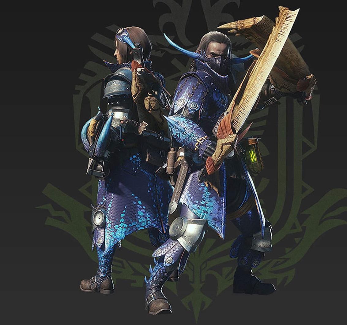 Dual Blades best solo b-tier monster hunter world weapons tier list