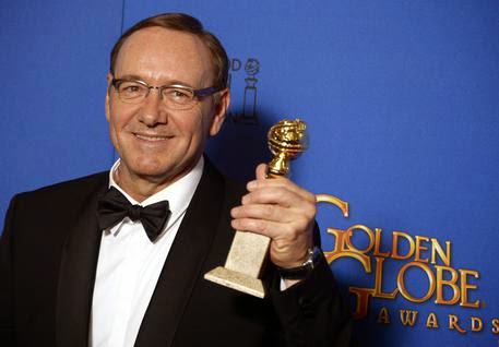 Golden Globe 2015: Kevin Spacey trionfa