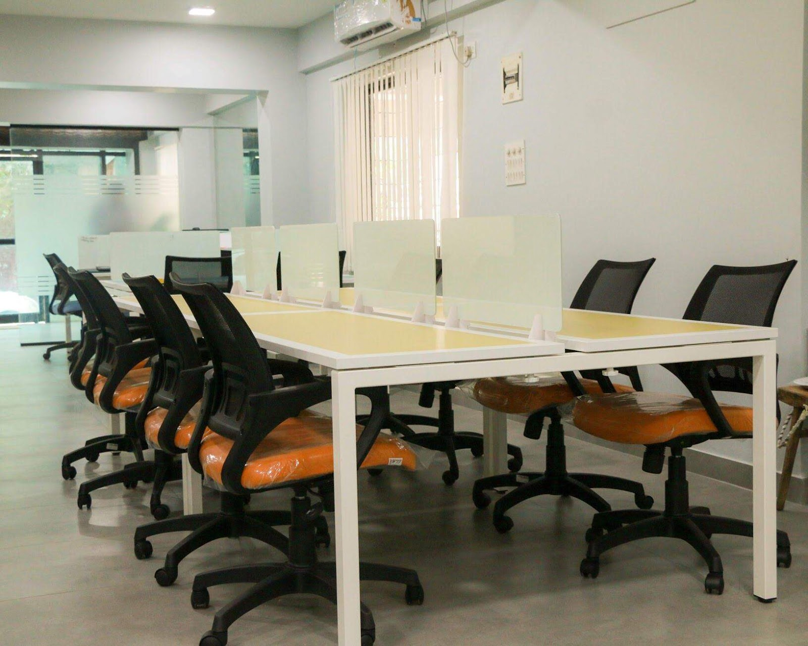 BUNCHWORKS COWORKING - COWORKING SPACE IN BANGALORE