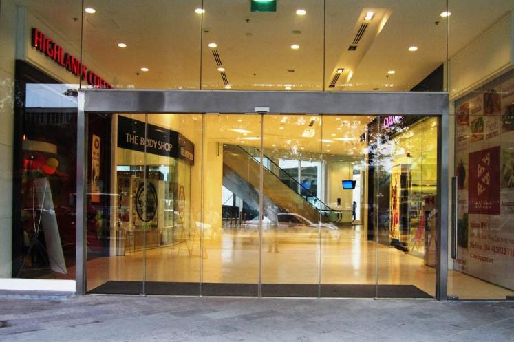 Vị trí lắp các loại cửa tự động Nhật Bản hết sức phong phú