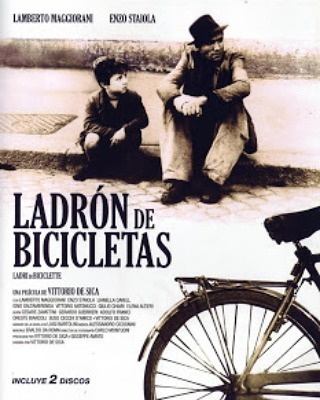 Ladrón de bicicletas (1948, Vittorio de Sica)
