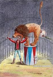 Image result for circus cartoons