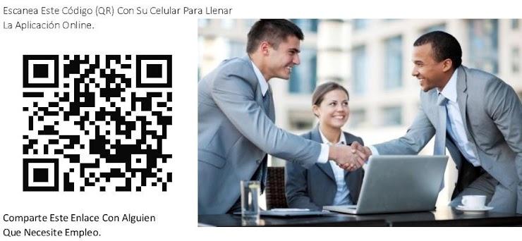 Solicitud De Empleo Digital Online