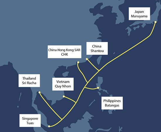 Consórcio Asia Direct Cable vai construir novo cabo submarino Ásia-Pacífico