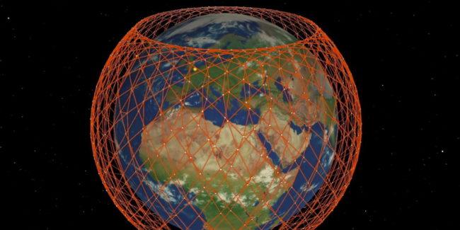 SpaceX va a construir 1 millón de estaciones de satélite ...