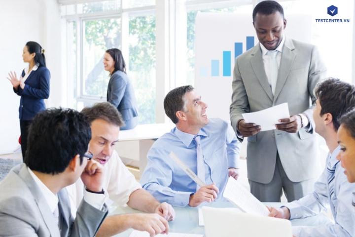 đào tạo nhân sự trong doanh nghiệp