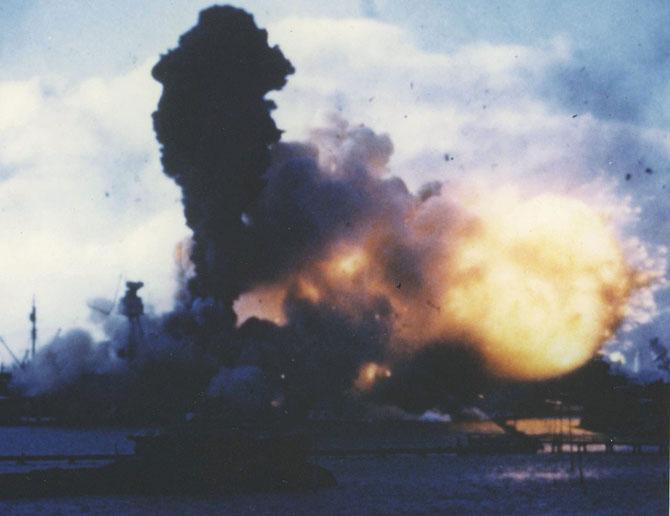Музей. Фотосвидетельства трагедии Перл Харбора. Прошло 70 лет - фото 24