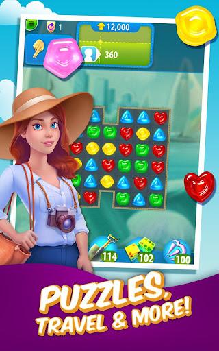 Gummy Drop! – Free Match 3 Puzzle Game- screenshot thumbnail