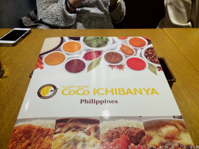 coco ichibanya ph curry house restaurant manila