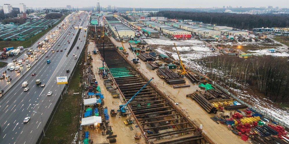 Коммунарская линия метро в Москве: дороже космоса и Крымского моста