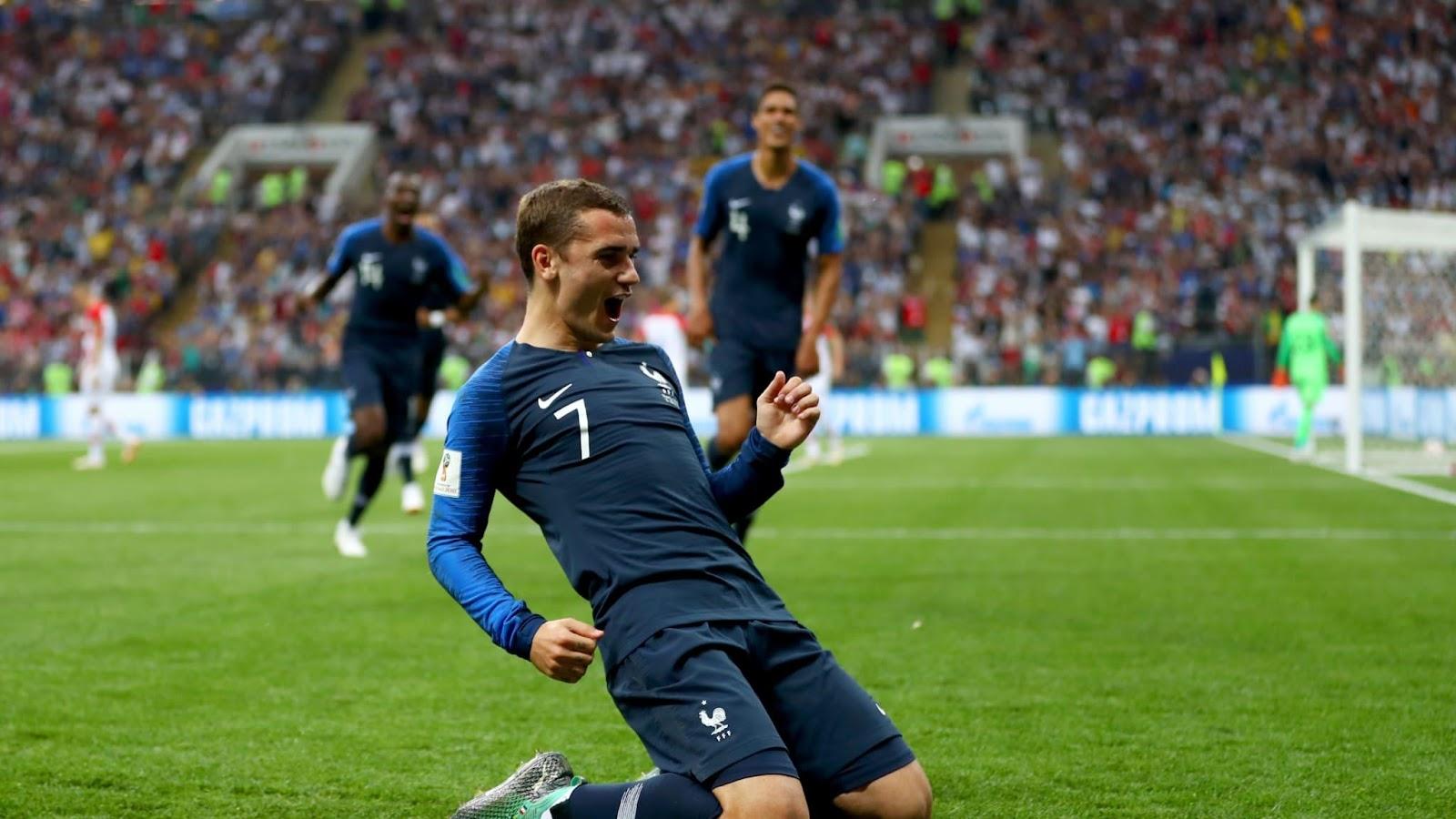 C:\Users\Carla\Desktop\Copa do Mundo 2018 - RUSSIA\França\Final\Galeria da campea\Griezmann comemora seu gol.jpg