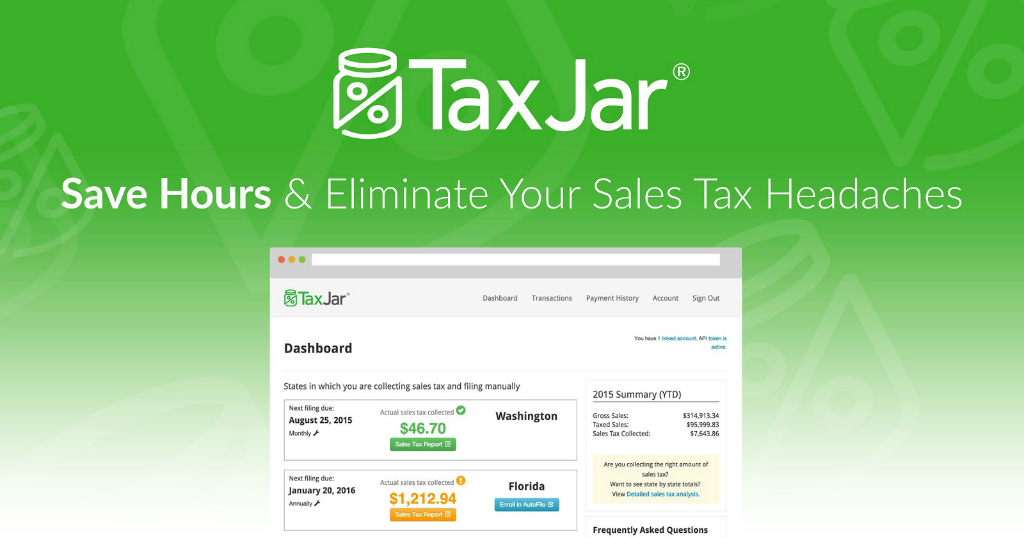 Tax shopify App