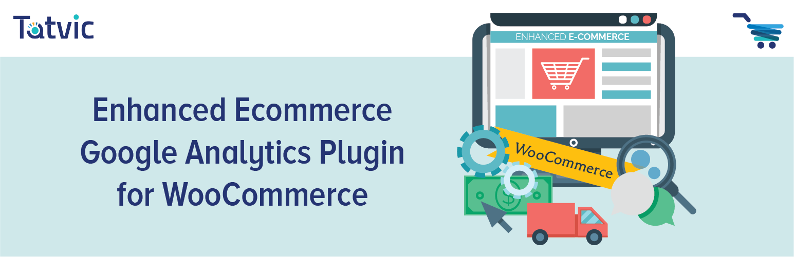 enhanced e-commerce google analytics woocommerce plugin