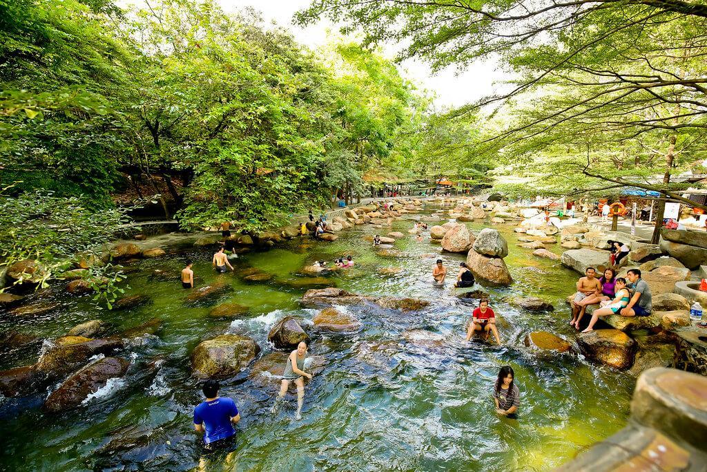 Khu du lịch Thủy Châu điểm đến hấp dẫn cuối tuần cho mọi nhà