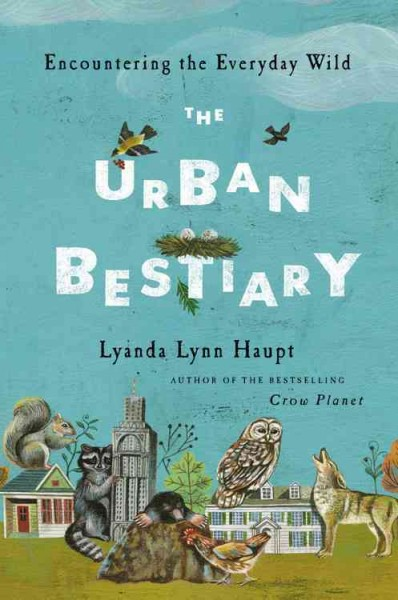 The Urban Bestiary book cover