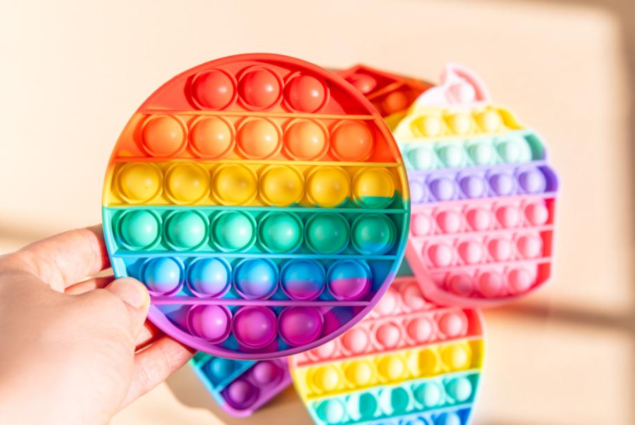 atividades pedagógicas com fidget toys - imagem: canva.com