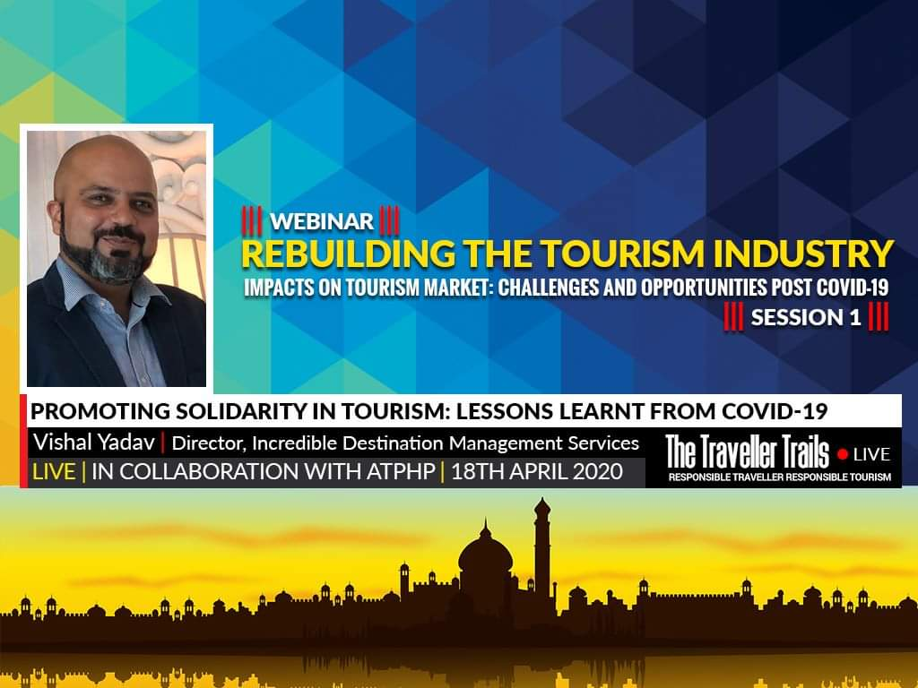 Rebuilding The Tourism Industry after Corona Pandemic