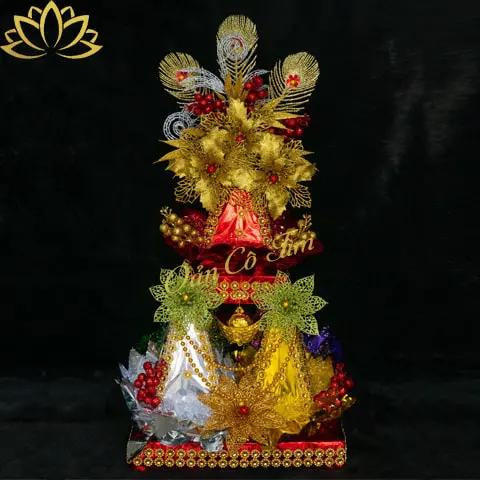 hình ảnh Oản thắp hương - Gìn giữ phong tục Việt - số 1