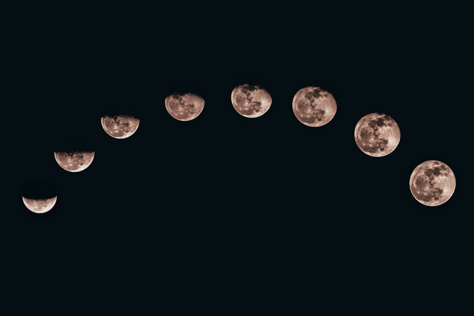 Why am I so attracted to the Moon? (Selenophilia)