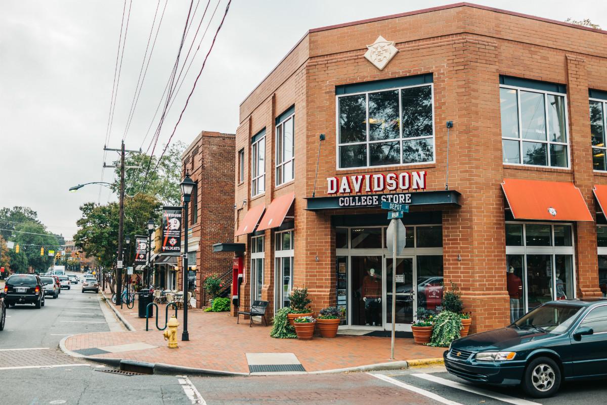 Davidson College Store, Davidson