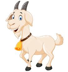 Image result for cartoon goat