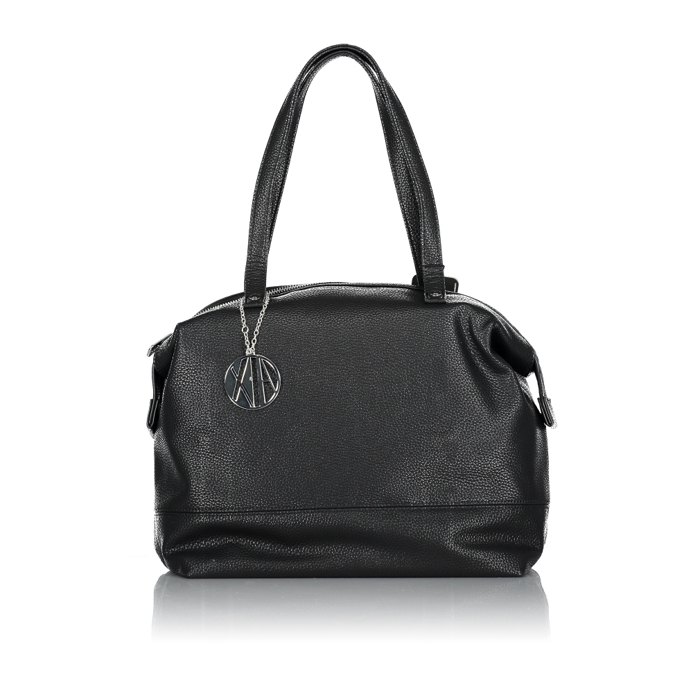 ARMANI EXCHANGE Grained Leather Bag