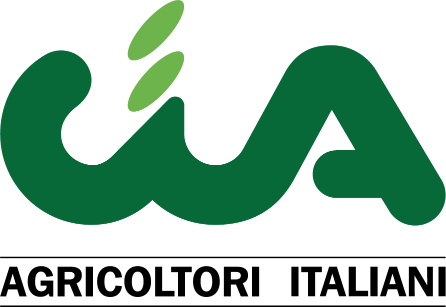 Logo Cia AGRICOLTORI ITALIANI Carta intestata