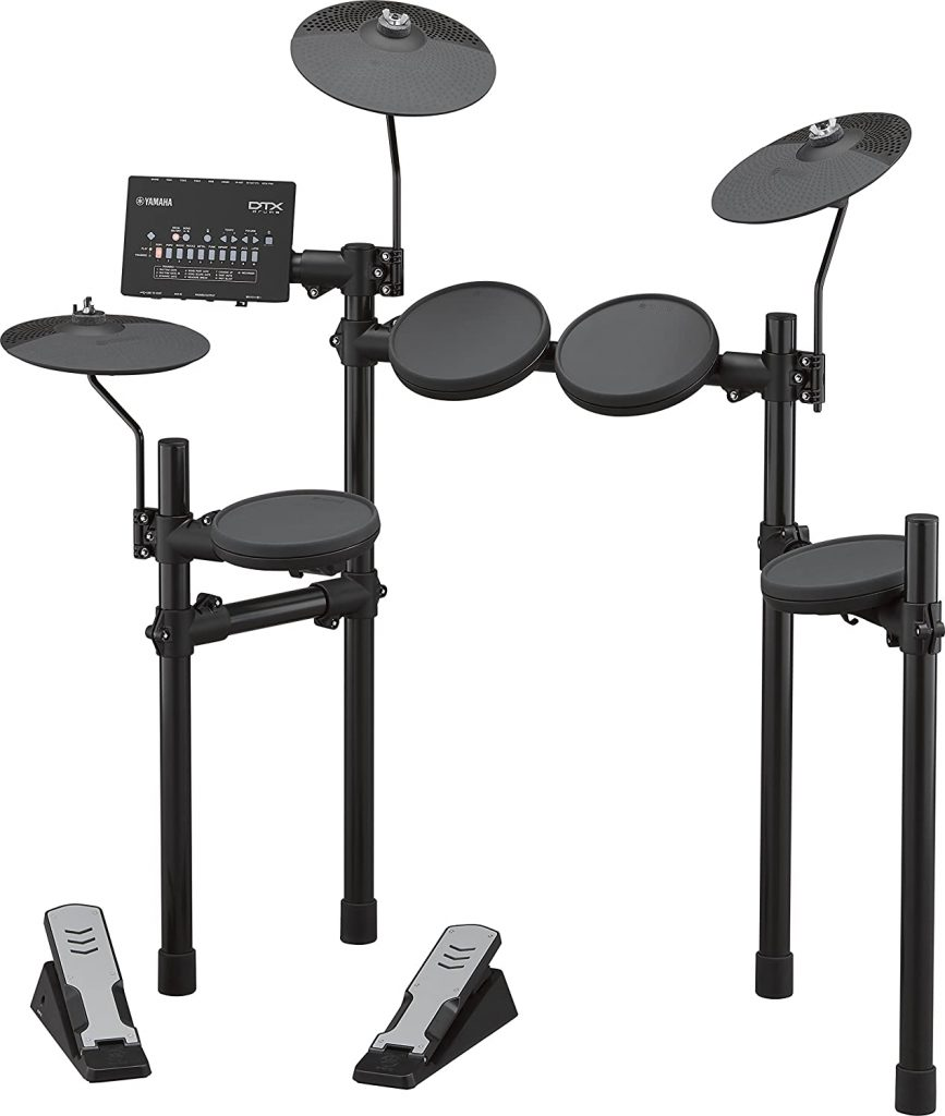 Yamaha Electronic Drum Set Dtx402k Dtx400k