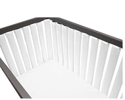 Pure Safety Vertical Crib Bumper