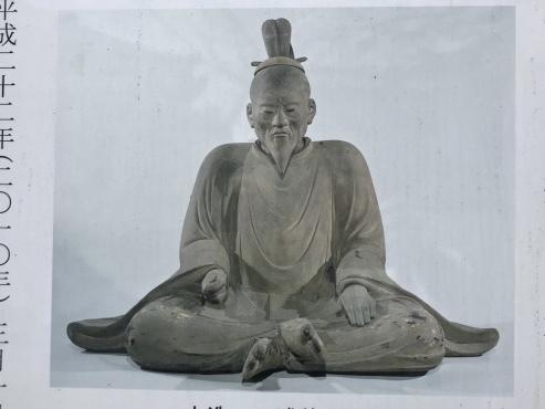 満昌寺(神奈川)三浦義明坐像