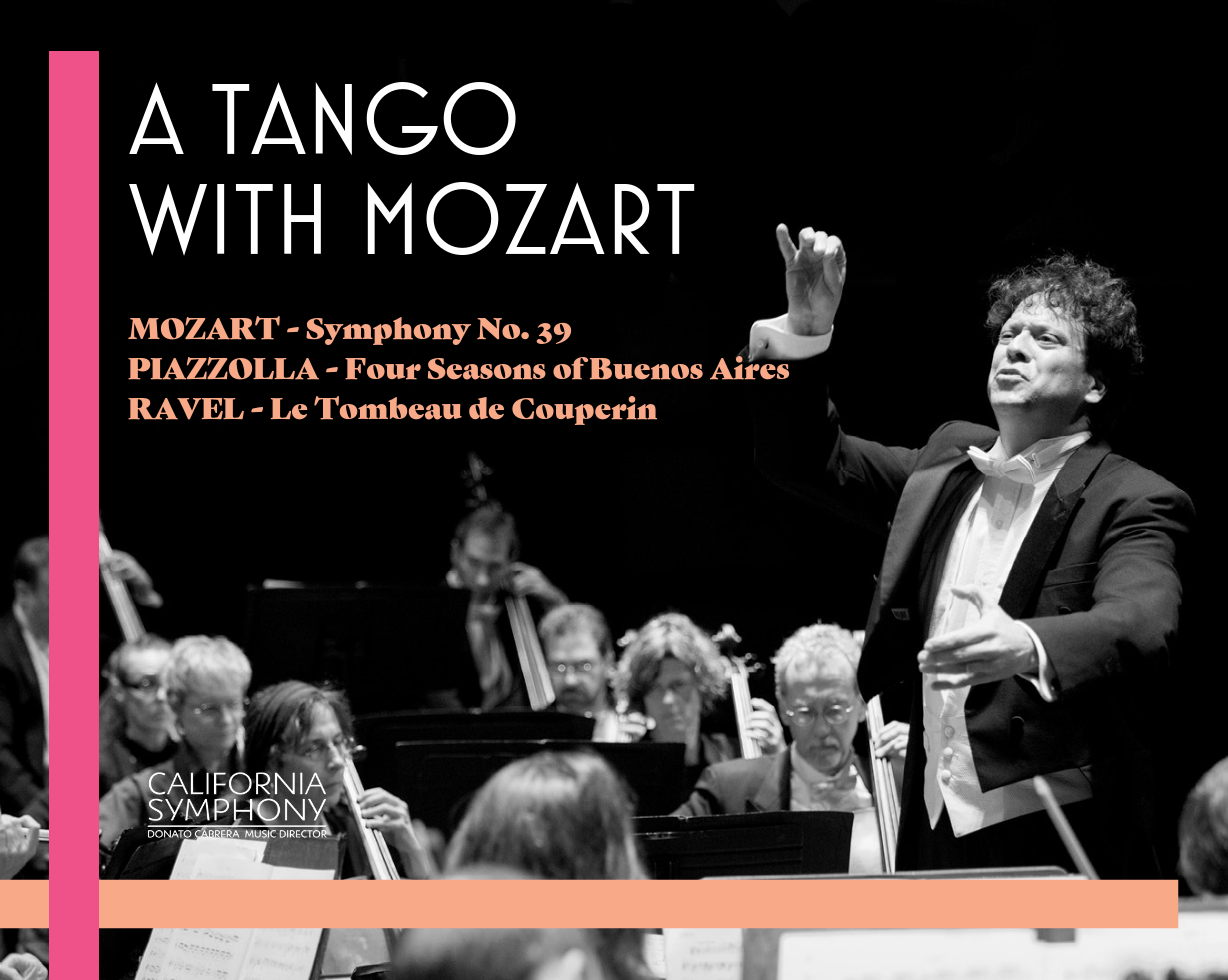 A Tango with Mozart