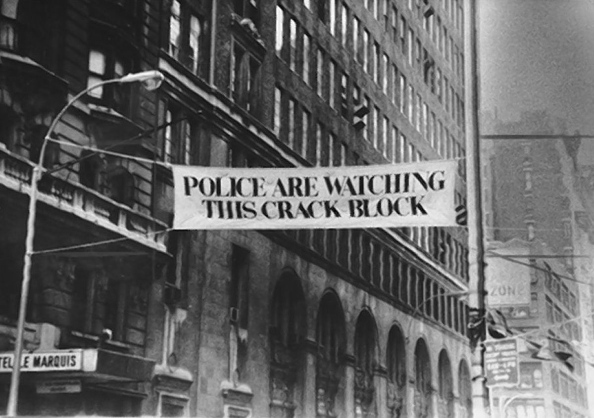 When the crack scourge swept New York City - New York Daily News