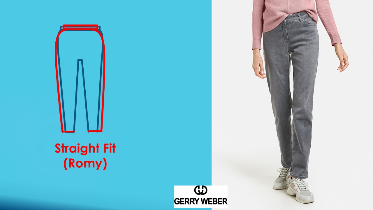 Straight Fit Gerry Weber